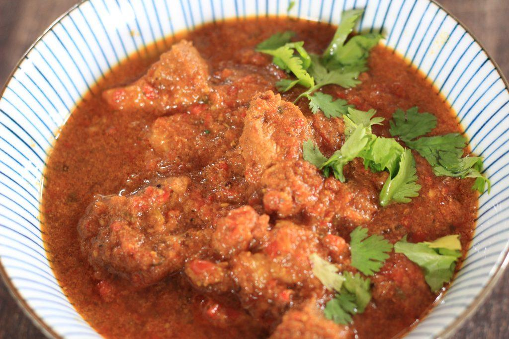Indisches Rogan Josh Lamm Schmorgericht Blog German Abendbrot