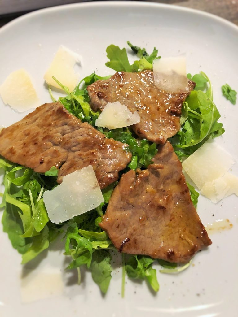 Rezept Scaloppine al Limone German Abendbrot Foodblog