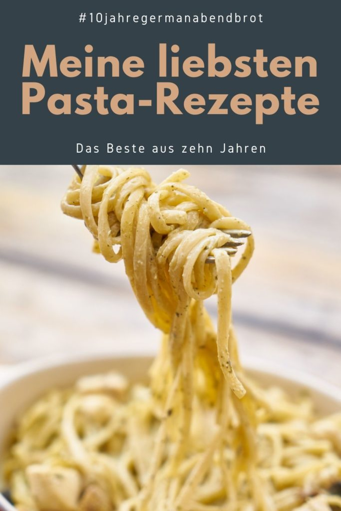 Pin Best of Pasta Rezepte German Abendbrot.